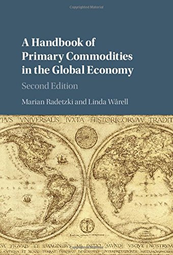 9781107129801: A Handbook of Primary Commodities in the Global Economy