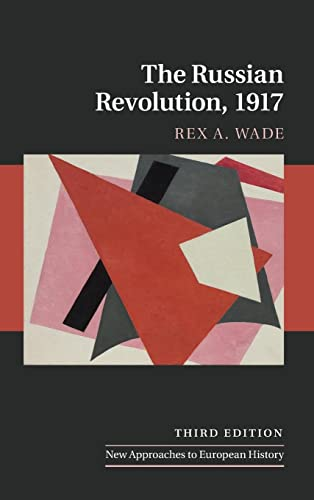 9781107130326: The Russian Revolution, 1917 (New Approaches to European History)