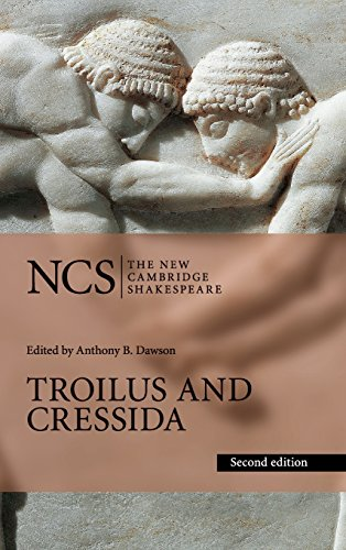 9781107130449: Troilus and Cressida (The New Cambridge Shakespeare)