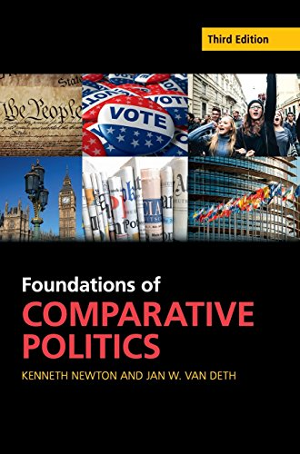 9781107131835: Foundations of Comparative Politics: Democracies of the Modern World (Cambridge Textbooks in Comparative Politics)