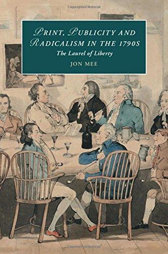 Cambridge Studies in Romanticism (Hardcover): Jon Mee