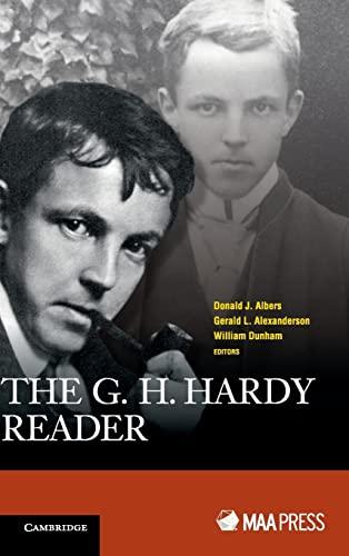 9781107135550: The G. H. Hardy Reader (Spectrum)