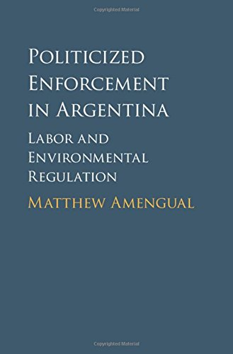 Politicized Enforcement in Argentina: Amengual, Matthew