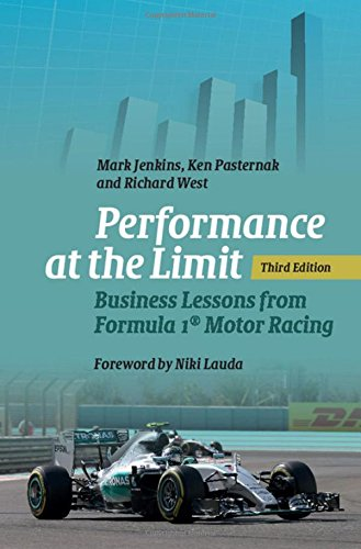 9781107136120: Performance at the Limit: Business Lessons from Formula 1® Motor Racing