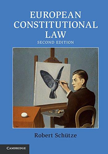 9781107138865: European Constitutional Law