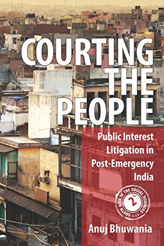 Courting the People: Public Interest Litigation in