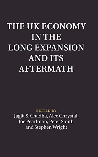 The Uk Economy in the Long Expansion: Chadha, Jagjit (Editor)/