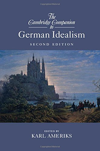 9781107147843: The Cambridge Companion to German Idealism (Cambridge Companions to Philosophy)