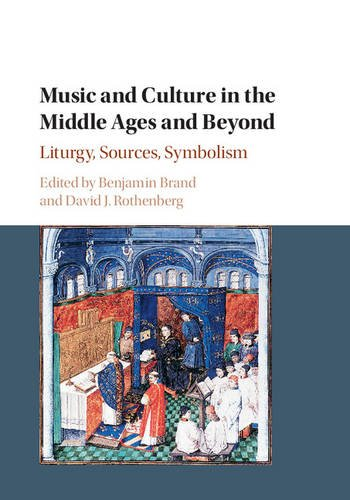 Music and Culture in the Middle Ages and Beyond (Hardcover): Edited By David J.R.