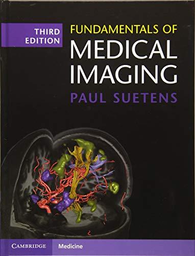 Fundamentals of Medical Imaging: Paul Suetens