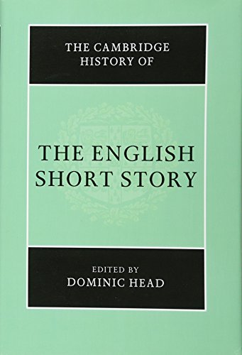 9781107167421: The Cambridge History of the English Short Story