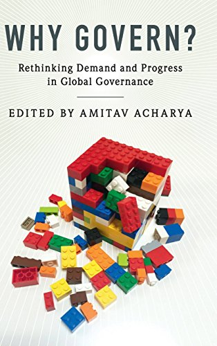 9781107170810: Why Govern?