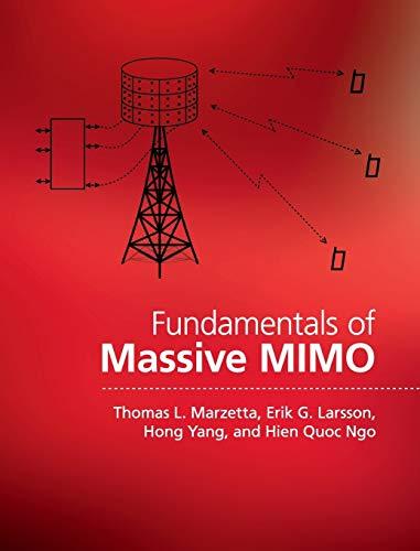 9781107175570: Fundamentals of Massive MIMO