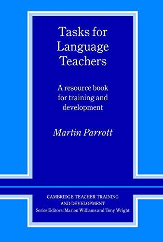 9781107400047: Tasks for Language Teachers