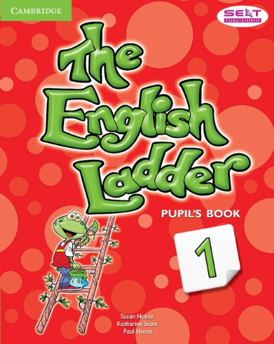 9781107400627: The English Ladder Level 1 Pupil's Book