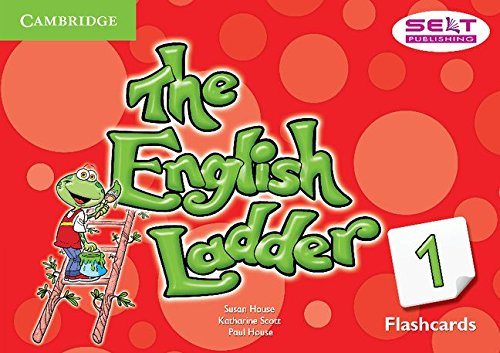 9781107400665: The English Ladder Level 1 Flashcards (Pack of 100)