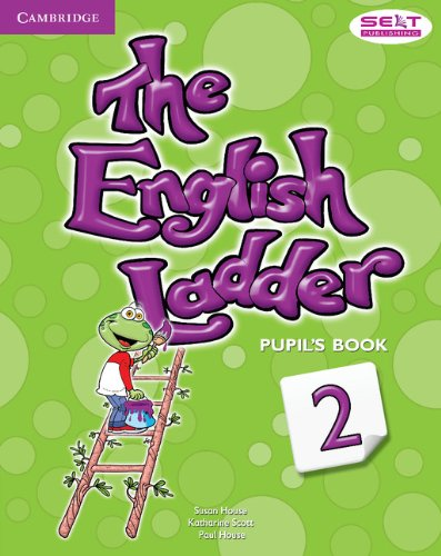 9781107400689: The English Ladder Level 2 Pupil's Book