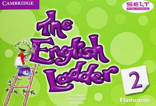 9781107400726: The English Ladder 2 Flashcards (Pack of 101) - 9781107400726
