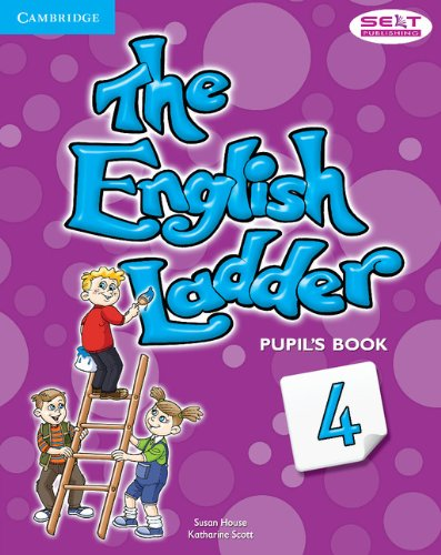 9781107400795: The English Ladder Level 4 Pupil's Book