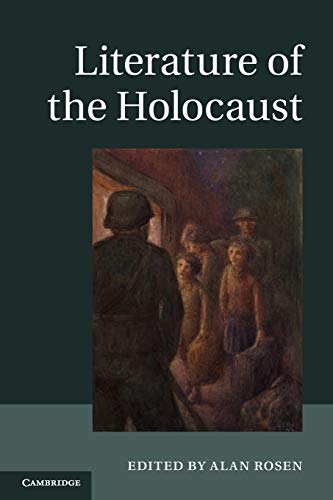 9781107401273: Literature of the Holocaust