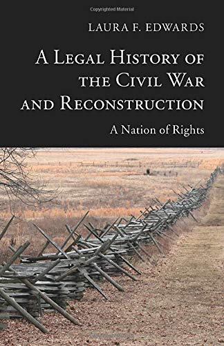 A Legal History of the Civil W