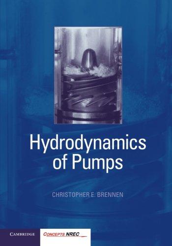 9781107401495: Hydrodynamics of Pumps