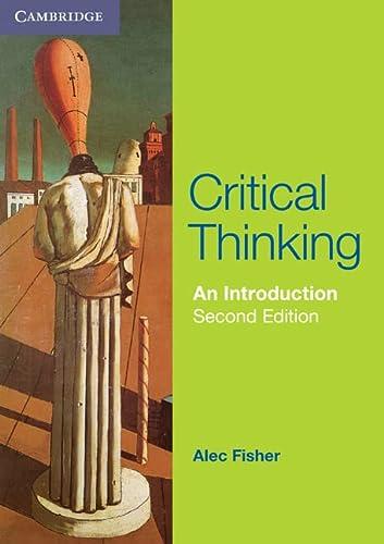 9781107401983: Critical Thinking: An Introduction (Cambridge International Examinations)