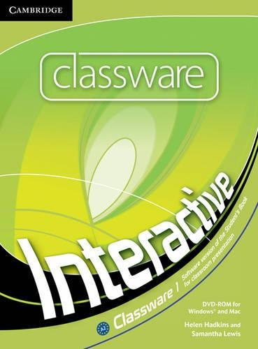 9781107402119: Interactive Level 1 Classware DVD-ROM