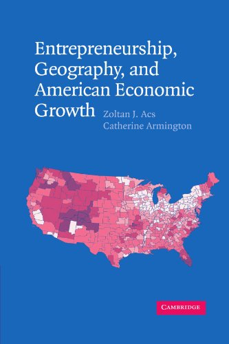 9781107402539: Entrepreneurship, Geography, and American Economic Growth