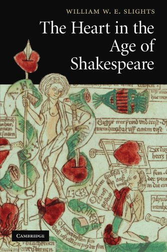 The Heart in the Age of Shakespeare: Slights, William W. E.