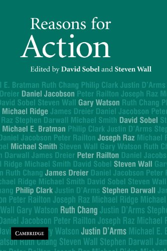 9781107403574: Reasons for Action