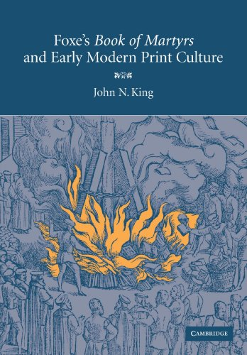 9781107403628: Foxe's 'Book of Martyrs' and Early Modern Print Culture