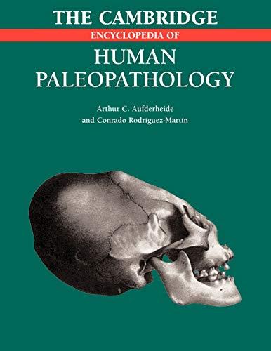 9781107403772: The Cambridge Encyclopedia of Human Paleopathology Paperback