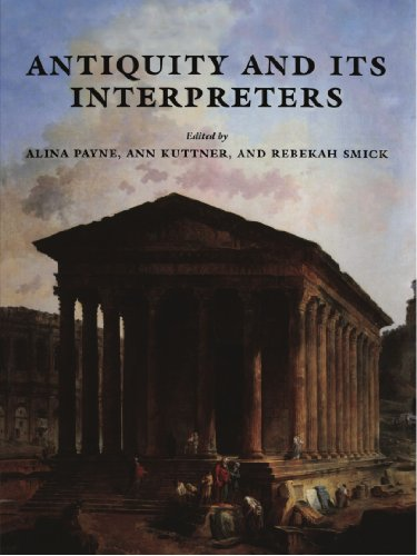 9781107403857: Antiquity and its Interpreters