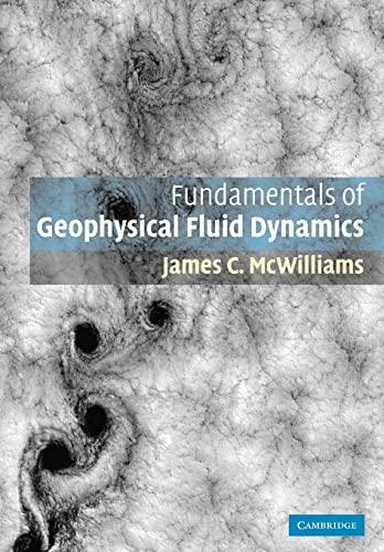 9781107404083: Fundamentals of Geophysical Fluid Dynamics