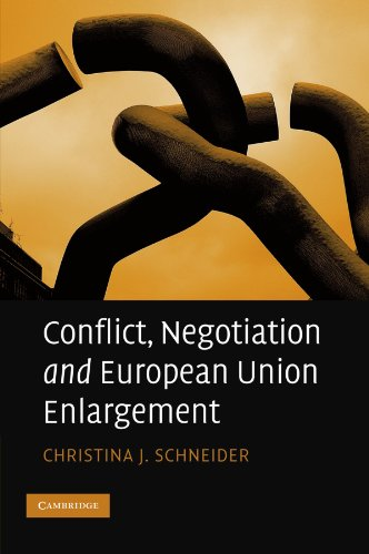 9781107404427: Conflict, Negotiation and European Union Enlargement