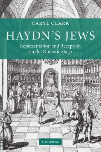 9781107404496: Haydn's Jews: Representation and Reception on the Operatic Stage
