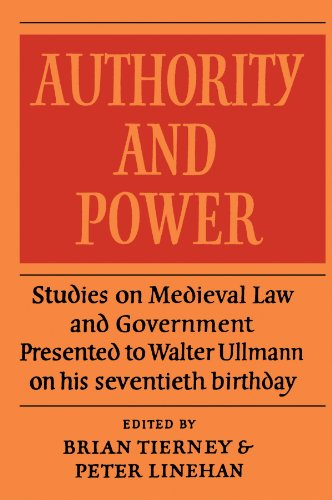 9781107404564: Authority and Power