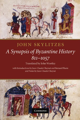 9781107404748: John Skylitzes: A Synopsis of Byzantine History, 811-1057: Translation and Notes