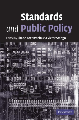 9781107404908: Standards and Public Policy