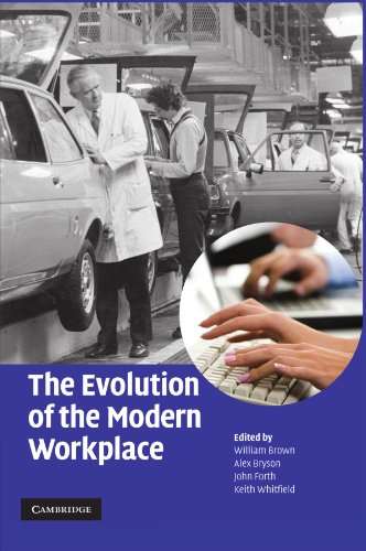 9781107405042: The Evolution of the Modern Workplace