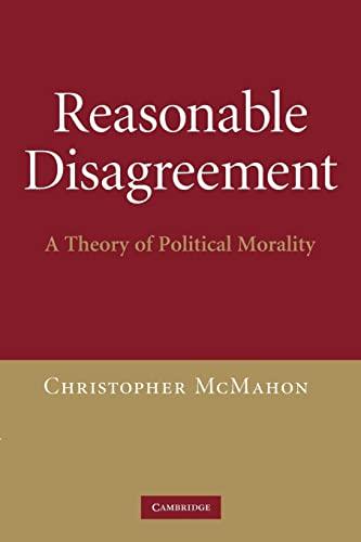 9781107405141: Reasonable Disagreement Paperback