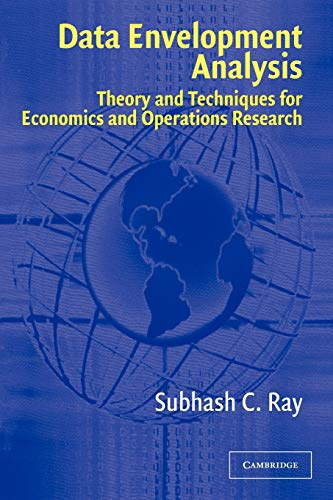 9781107405264: Data Envelopment Analysis: Theory and Techniques for Economics and Operations Research