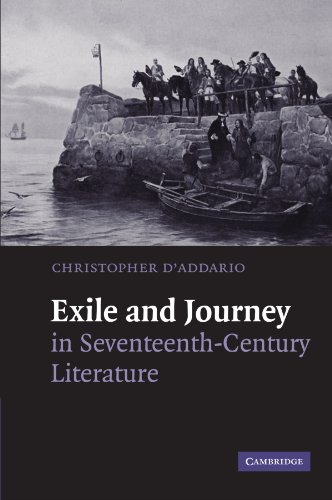 9781107405417: Exile and Journey in Seventeenth-Century Literature