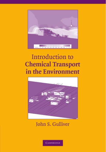 9781107405509: Introduction to Chemical Transport in the Environment Paperback