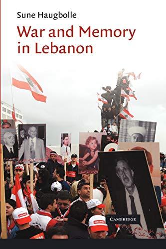 War and Memory in Lebanon: Sune Haugbolle