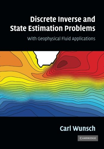 9781107406063: Discrete Inverse and State Estimation Problems: With Geophysical Fluid Applications (Volume 2)