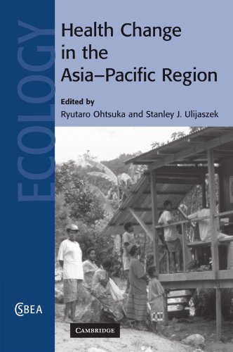 9781107406223: Health Change in the Asia-Pacific Region (Cambridge Studies in Biological and Evolutionary Anthropology)
