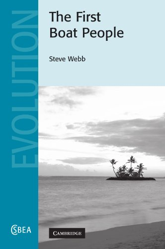 9781107406476: The First Boat People Paperback (Cambridge Studies in Biological and Evolutionary Anthropology)