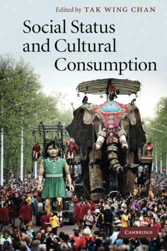 9781107406988: Social Status and Cultural Consumption